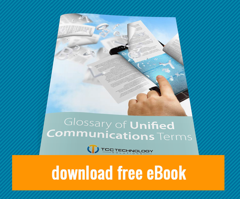 Glossary of Unified Communication Terms